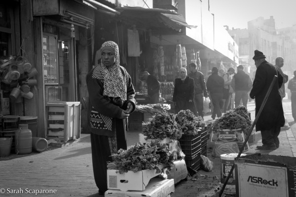 Amman, tra le vie della città vecchia