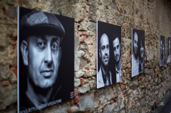 Progetto fotografico La Morra ci mette la faccia - foto di Thorsten Stobbe