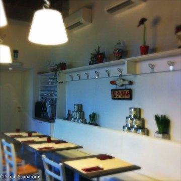 La pizzeria Al Tegamino