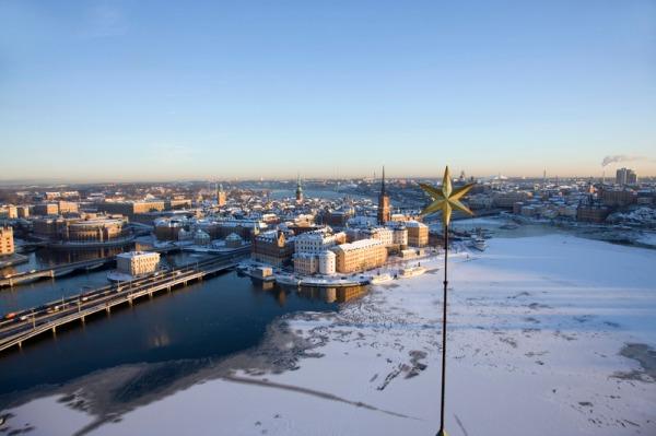 Stoccolma. Foto di Henrik Trygg/imagebank.sweden.se