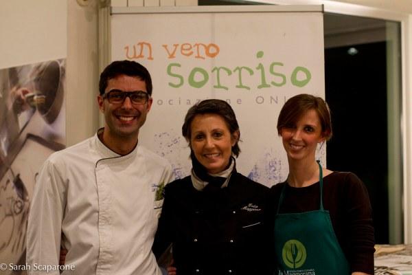 Domenico, Erica e Camilla