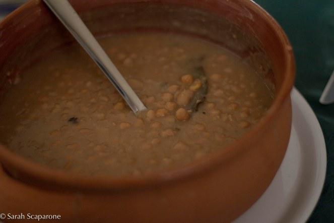 La deliziosa zuppa della Signora Liliana