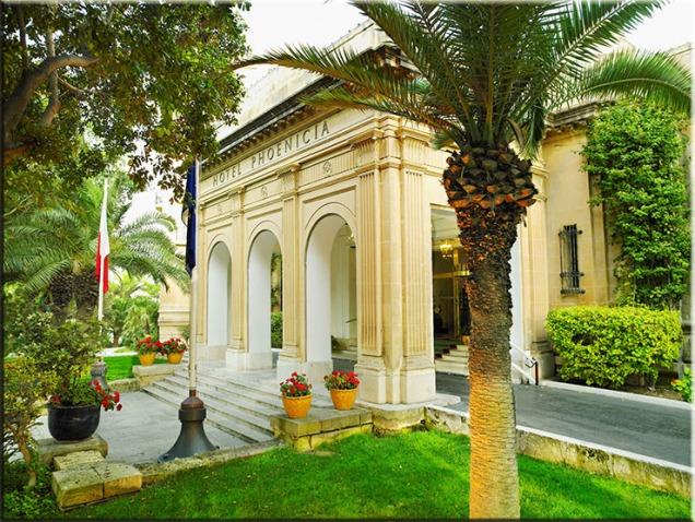 Hotel Phoenicia Portico