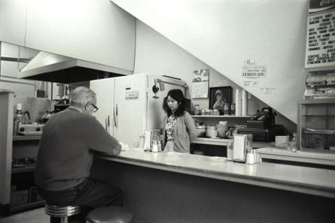 White rose cafè, 1973