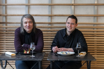 Dessance- Philippe Baranes et Christophe Boucher