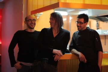 Karim Habibi, Philippe BaraneÃÄs et Romuald Sanfourche