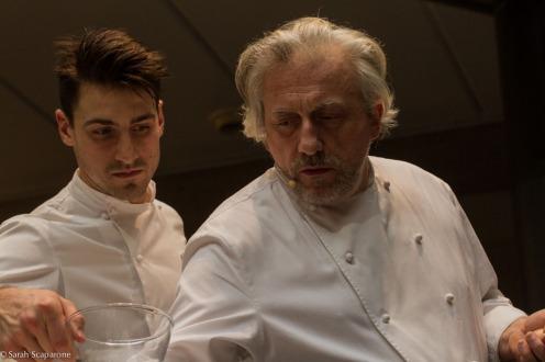 Luca Vicentini e Davide Scabin