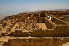 Masada, i magazzini