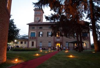 Mazzetti d'Altavilla - sede in cima alla collina di Altavilla -