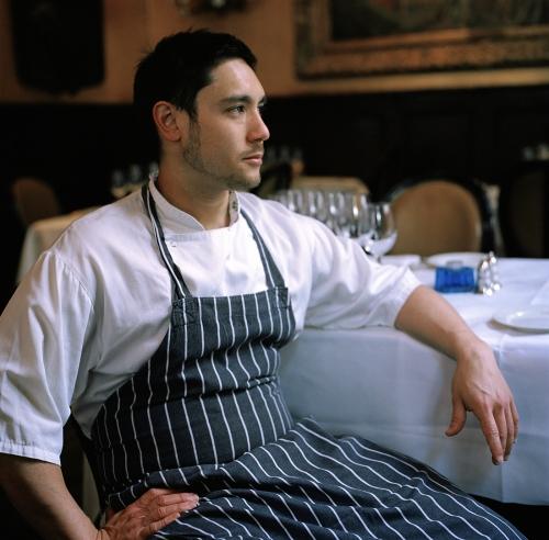 Michael Chan, Chef