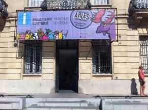 Arles, quando tutto èinaspettato