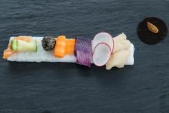 Il sushi di lago