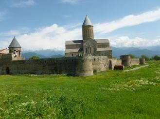 cattedrale fortificata di Alaverdi