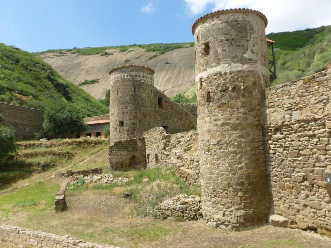 complesso monastico di Davit Gareji