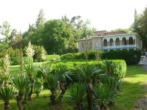 Tsinandali - residenza di Chavchavadze (5)