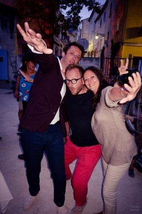 Arles: Les Rencontres, il buon cibo, l'amicizia