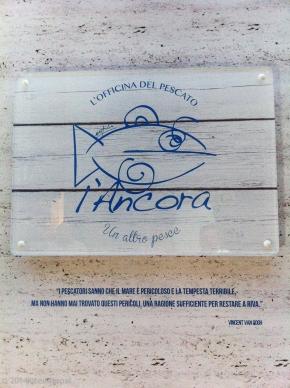 Nasce a Torino L'Ancora, Officina delPescato