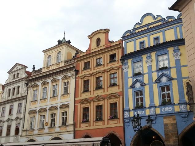 Case di Praga