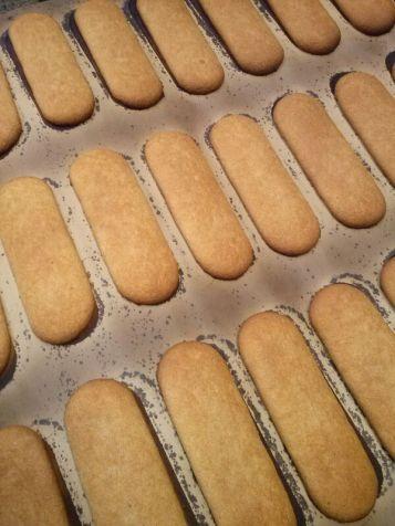 Biscottini cottura