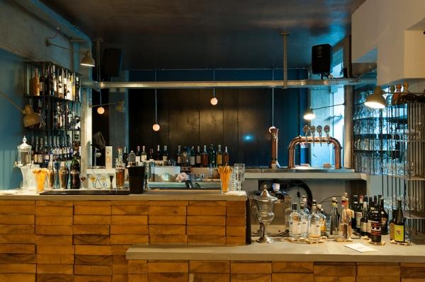 Vermouth Anselmo cocktail bar