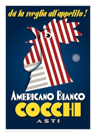 Poster Cocchi BLU S.G. 2012