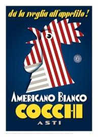 Poster Cocchi BLU S.G. 2012