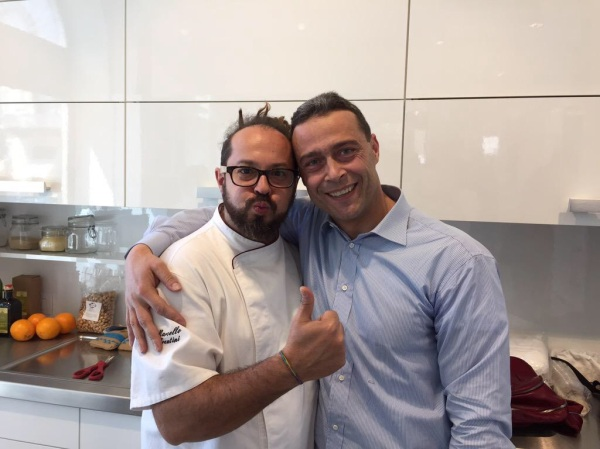 Marcello Trentini e Beppe Gallina - Foto di Valeria Saracco