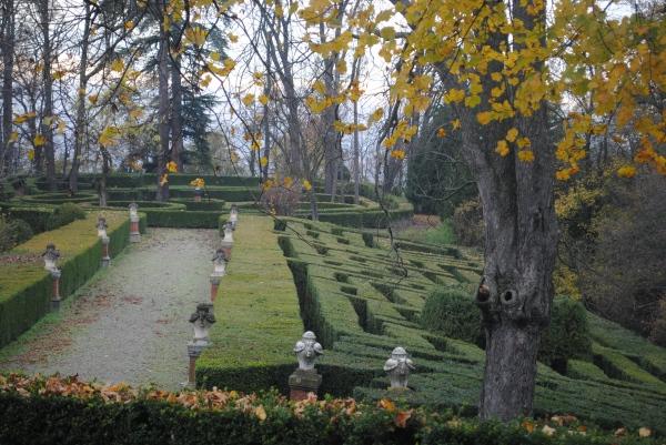 Gabiano labirinto castello ph. Giovanni Dughera