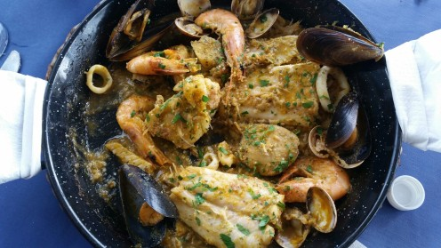 Zarzuela: zuppa di pesci e frutti di mare di origine catalana
