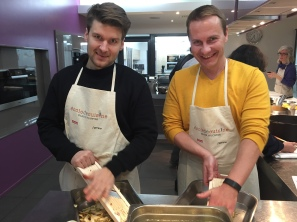 Anders Damm Christensen, Gastromand.dk e Dirk Zehrt, Gourmet-blog.de