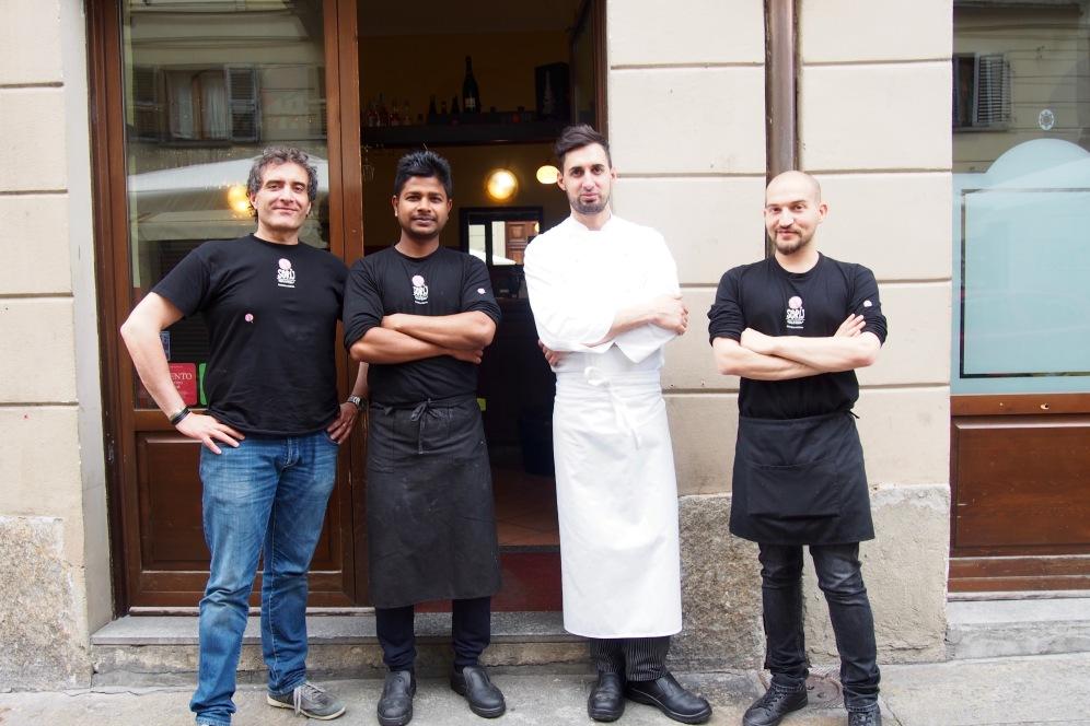 Lo staff del Sorij Nouveau