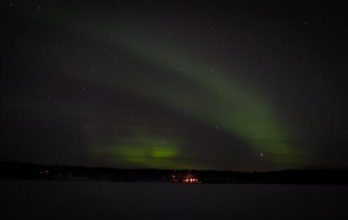 """La """"mia"""" Aurora boreale"""