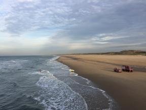 La spiaggia di Scheveningen