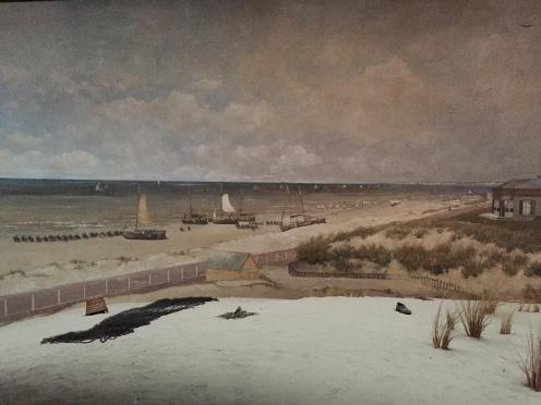 Particolare del Panorama Mesdag