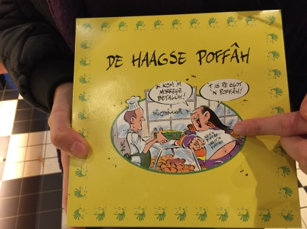 Haagse Poffer: la tipica torta di Den Haag