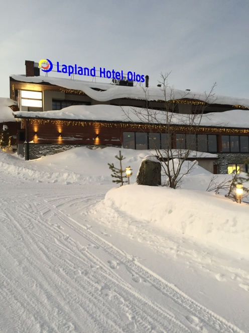 Il Lapland Hotel Olos