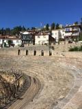 L'anfiteatro di Ohrid