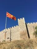 La fortezza di Ohrid
