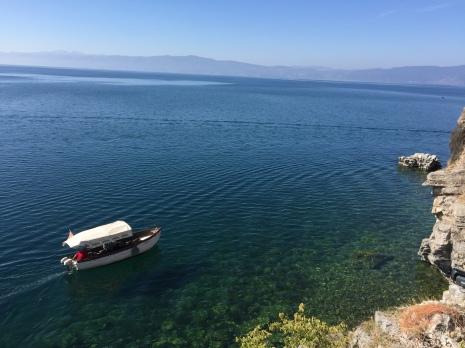Il Lago di Ohrid