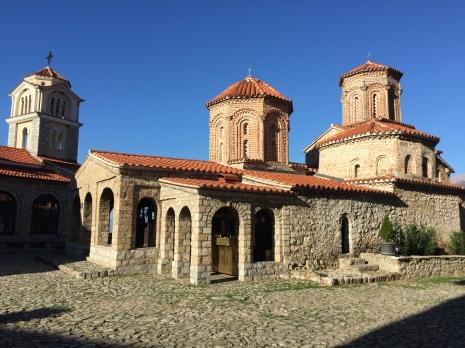 Monastero di Saint Naum