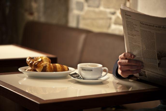Copyright Einstein Kaffee