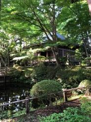 Chuson-ji Temple, il parco