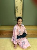 Nella mia camera nel ryokan Sankyo no yado Ginzan-so