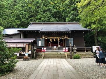 L'ingresso del Risshaku-ji