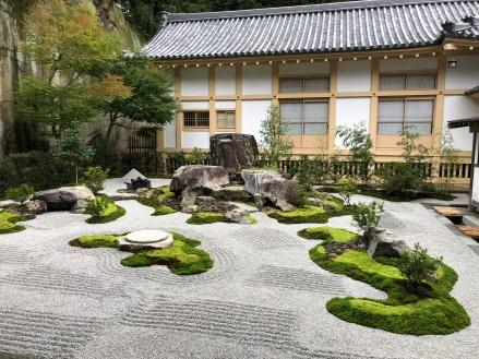 Il giardino zen del Zuihanji Temple