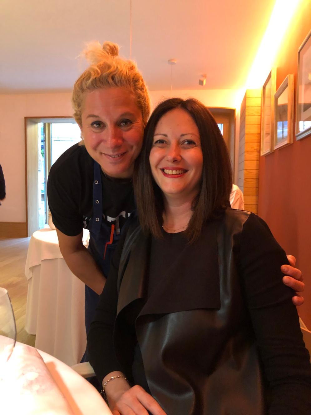 Con Ana Ros