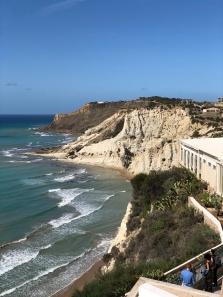 La Scala dei Turchi in Sicilia