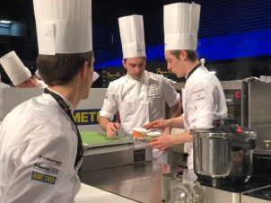 Lione, Bocuse d'Or, team Italia